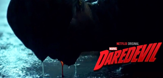 Check out Marvel's 'Daredevil' Official Trailer : A Netflix Original [HD Video]