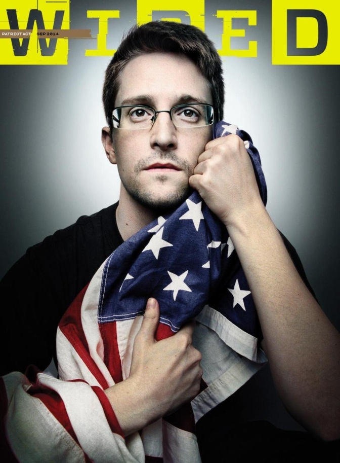 What are the implications of the info leak made by Edward Snowden?