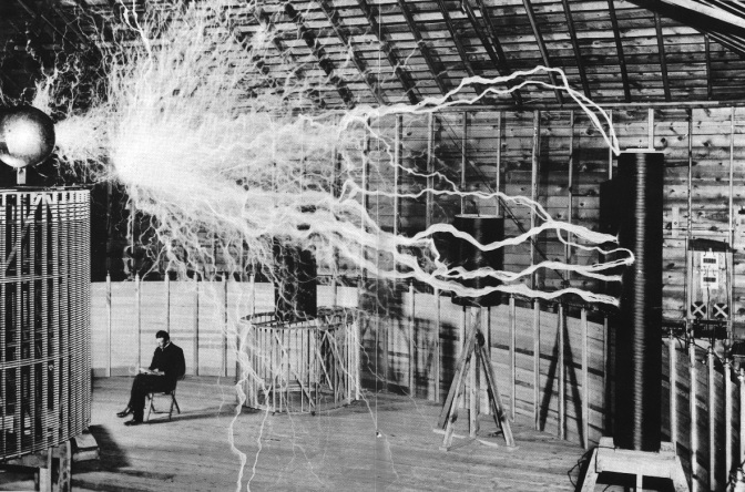 Japanese Scientists Successfully Transmit Wireless Energy 55 Meters Through The Air Confirming Tesla's Theory…
