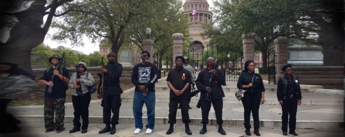 #BlackOpenCarry Protesters March On Capitol Against Police Brutality