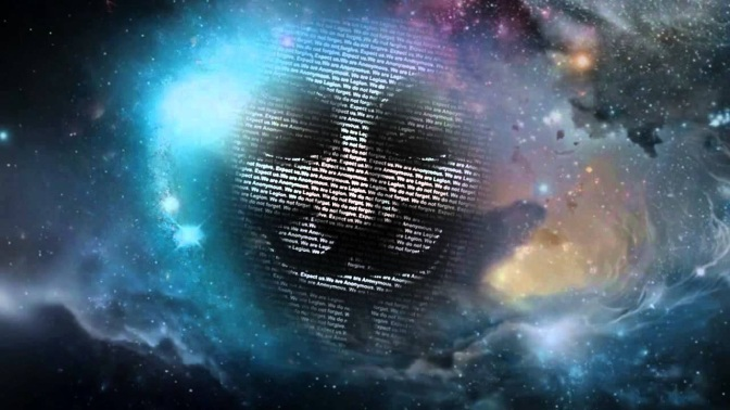 #Anonymous Has New Video Message About Police Brutality Aptly Name #CodeBlue