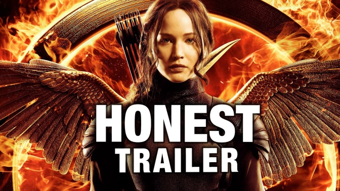 Honest Trailer: The Hunger Games Mockinjay – Part 1