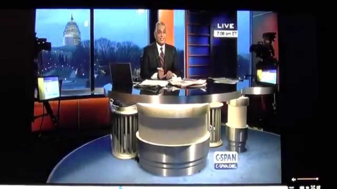 Best Prank Call in History? It Took C-Span More Than 30 Seconds To Catch On