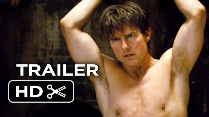 Mission: Impossible Rogue Nation | Official Trailer | (2015) |HD