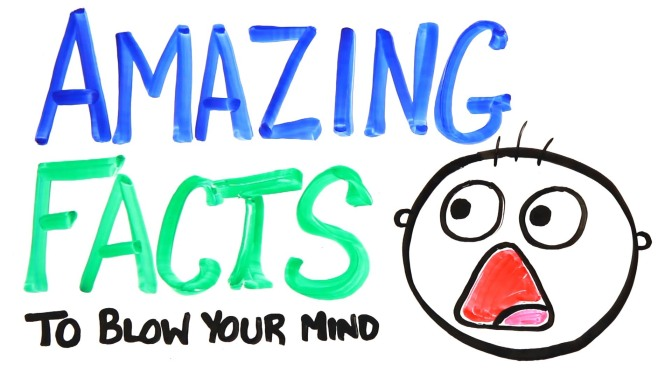 50 AMAZING Facts to Blow Your Mind! #1 (Video)