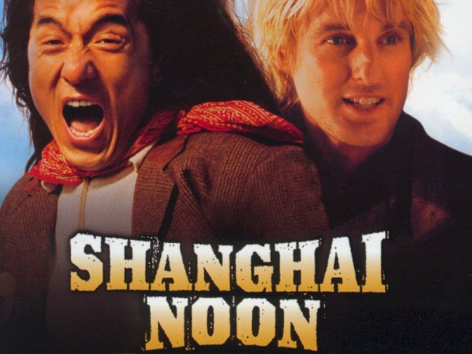 Shanghai Noon : Full Movie
