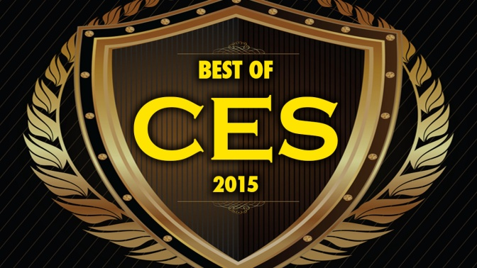 10 Best New Gadgets at CES 2015! (Video)