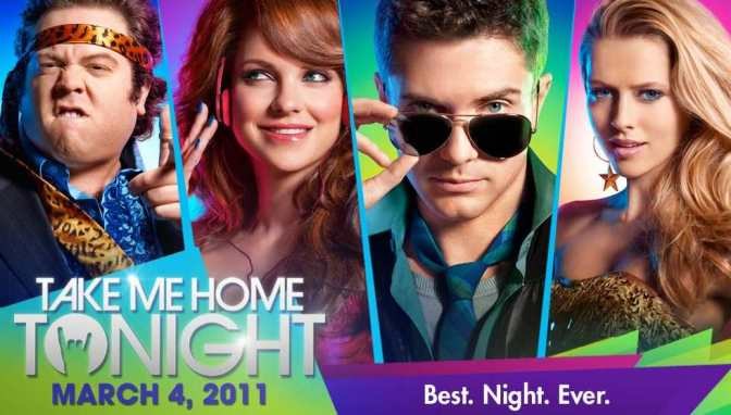'Take Me Home Tonight' with Topher Grace and Anna Faris: Full Movie