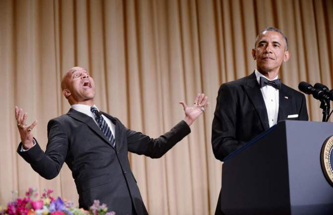 Watch Barack Obama's 'Key & Peele' Anger Translator at Whitehouse Correspondents Dinner – AMAZING!
